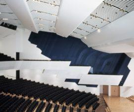 Finlandia-talo, Helsinki, Alvar Aalto