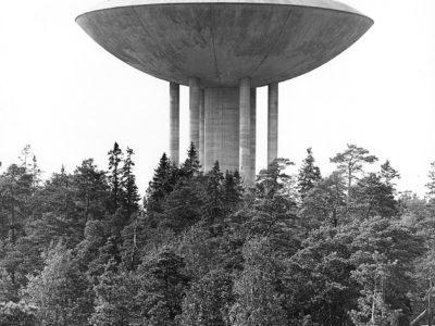 Haukilahden vesitorni, Espoo, Erkko Virkkunen, Ilmari Hyppänen,