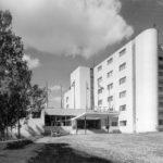 Hotelli Aulanko, Hämeenlinna, Märta Blomstedt, Matti Lampén,