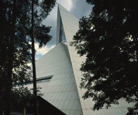 Hyvinkään kirkko ja seurakuntakeskus, Hyvinkää, Aarno Ruusuvuori