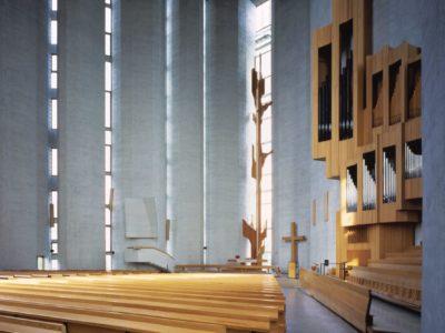 Kalevan kirkko, Tampere, Reima Pietilä, Raili Paatelainen (myöh Pietilä)
