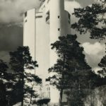 Karjaan vesitorni, Karjaa, Hilding Ekelund