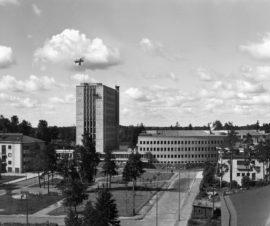 Lastenlinna, Helsinki, Elsi Borg, Otto Flodin