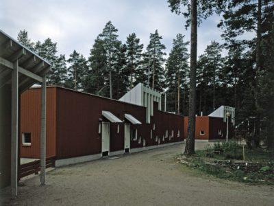 Länsi-Säkylän päiväkoti, Säkylä, Timo Airas, Kari Järvinen, Vera Rosendahl