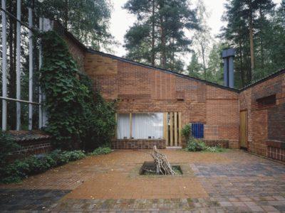 Muuratsalon koetalo, Jyväskylä, Alvar Aalto