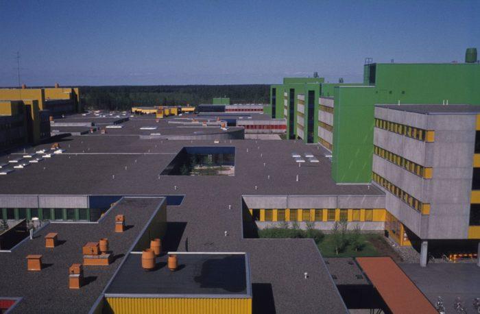 Oulun Yliopisto Osat