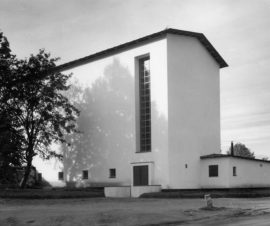 Paraisten siunauskappeli, Parainen, Erik Bryggman