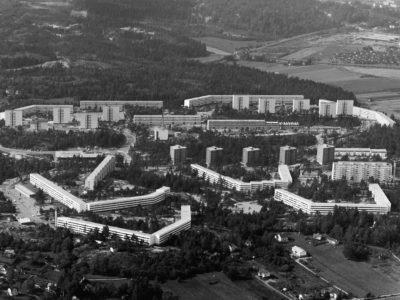 Pihlajamäen asuntoalue, Helsinki, Useita suunnittelijoita