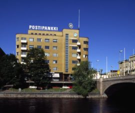 Tempon talo, Tampere, Bertel Strömmer