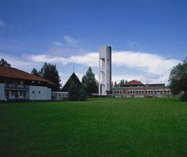 Vaalijalan kuntoutuskeskus, Pieksämäki, Yrjö Lindegren, Aulis Blomstedt