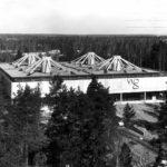 Oy Weilin & Göös Ab:n painotalo, Espoo, Aarno Ruusuvuori