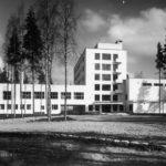 Suomen Urheiluopisto, Vierumäki, Erik Bryggman