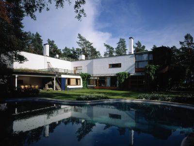 Villa Mairea, Noormarkku, Alvar Aalto, Aino Aalto