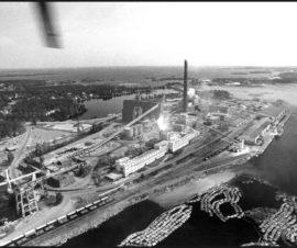 Sunilan teollisuus- ja asuinalue, Kotka, Alvar Aalto